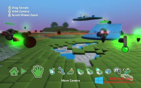 Screenshot Kodu Game Lab Windows 8.1