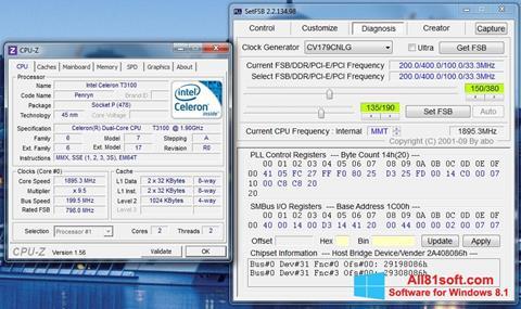 Screenshot SetFSB Windows 8.1