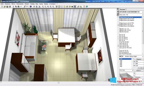 Screenshot KitchenDraw Windows 8.1