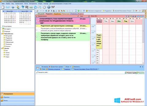 Screenshot LeaderTask Windows 8.1
