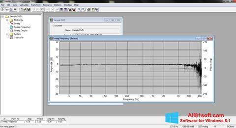 Screenshot Speaker Windows 8.1