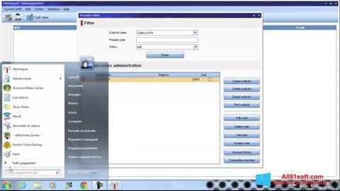 Screenshot MyHotspot Windows 8.1
